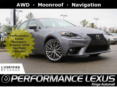 2015 Lexus IS