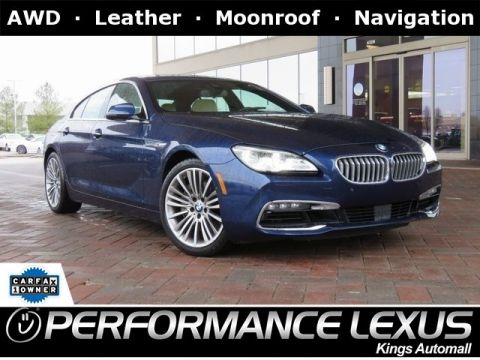 2017 BMW 6 Series 650i xDrive